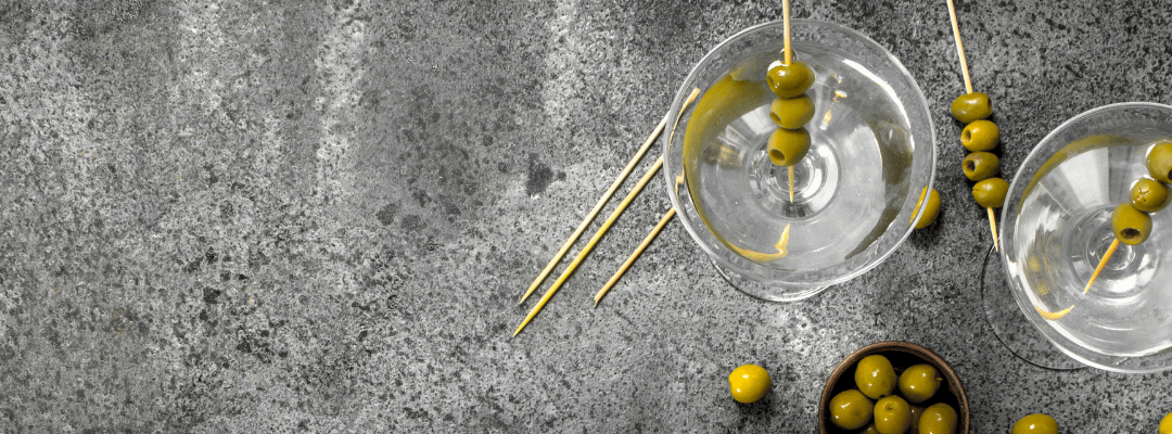 The Secret to the Perfect Martini: Our New Martini Cocktail Kit