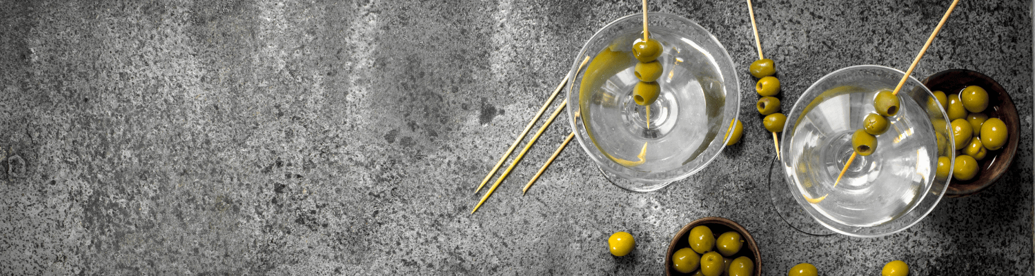 The Secret to the Perfect Martini: Our New Martini Cocktail Kit | THE COCKTAIL SHOP