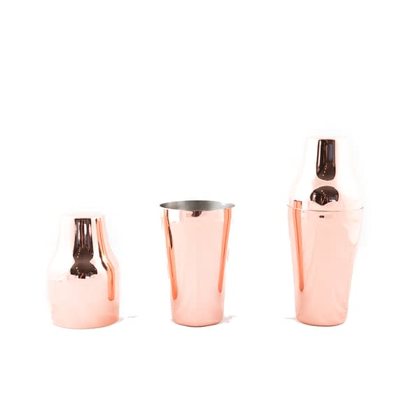 French Shaker, Cocktail Shaker, Copper Barware, Cocktail Bar Tools, The Cocktail Shop, Australia