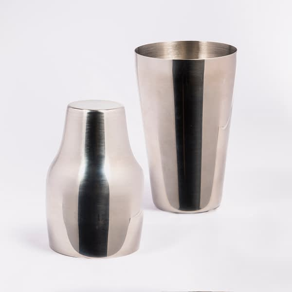 French Shaker, Cocktail Shaker, Stainless Steel Barware, Cocktail Bar Tools, The Cocktail Shop, Australia