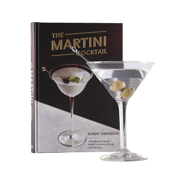 The Martini Cocktail by Robert Simonson, The Cocktail Shop, Australia
